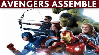 getlinkyoutube.com-FINGER FAMILY Avengers Family | Finger Family Songs For Children | Nursery Rhymes for Children