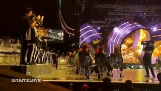 getlinkyoutube.com-BTS, Monsta X, EXO & others reaction to Bigbang [MAMA] 2015 Fancams Part 2