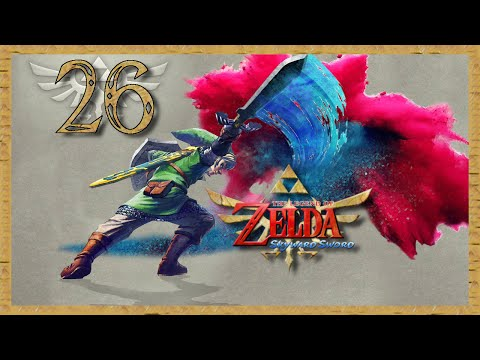 Let's play Zelda Skyward Sword (German/100%) [26] - Ein Käfer über den Sanden!