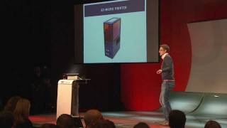 TEDxVienna Klaus Stadlmann The world's smallest 3D printer