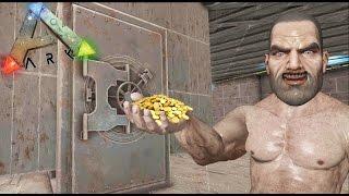 getlinkyoutube.com-EL RAIDEO MILLONARIO!! $$$$ - ARK MAPACHES DEL CARIBE #45 - NexxuzWorld