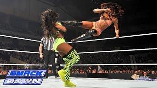 getlinkyoutube.com-Naomi vs. Alicia Fox: SmackDown, December 26, 2014