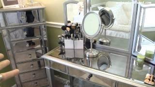 getlinkyoutube.com-New Makeup Organization!