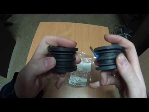 Info: Втулки кулисы 5 мкпп Subaru атмо и sti group N