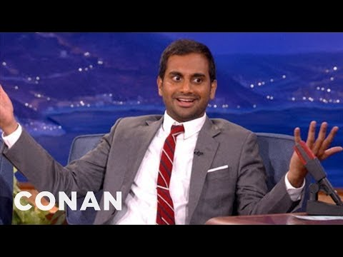 Aziz Ansari's Marriage Advice - CONAN on TBS