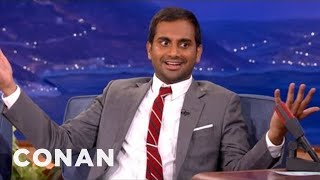getlinkyoutube.com-Aziz Ansari's Marriage Advice - CONAN on TBS