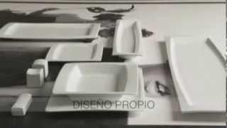 getlinkyoutube.com-Porvasal. Fabricante de porcelana y vajilla para Hostelería.