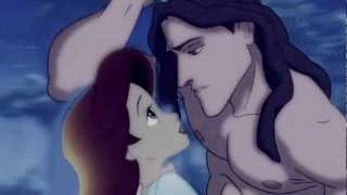 getlinkyoutube.com-The Weight of Us {Tarzan/Ariel; Disney Crossover}