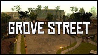 "getlinkyoutube.com-GTA 5 - ""The New Grove Street Families!"" (GTA 5 Location)"