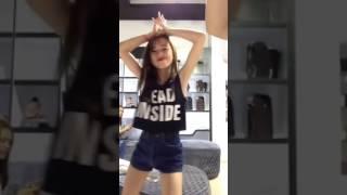 ស្រីស្អាតរាំក្បាច់បែកស្លុយឡូយតើ Cute Girl Cambodian Dance RemixBek Sloy New 2016