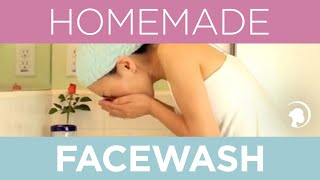 getlinkyoutube.com-How to Make a Natural Homemade Facewash http://faceyogamethod.com/ - Face Yoga Method