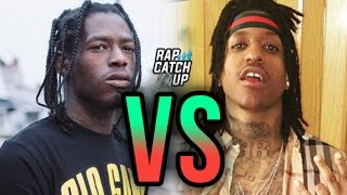 getlinkyoutube.com-Glo Gang's Snap Dogg Challenges Rico Recklezz To Boxing Match in Detroit, Rico Accepts