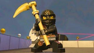 getlinkyoutube.com-LEGO Dimensions - Cole Open World Free Roam (Character Showcase)