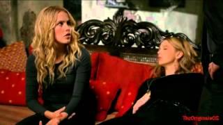 getlinkyoutube.com-The Originals 3x09 Savior Freya Poisoned & Plans To Save Rebekah