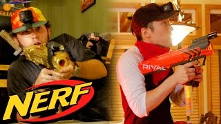 getlinkyoutube.com-NERF SWAT Team House Raid