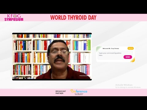 Hypothyroidism in Pregnancy Dr.PK Jabbar