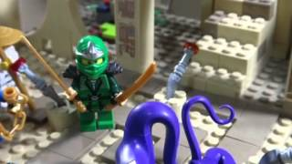 getlinkyoutube.com-LEGO NINJAGO THE MOVIE PART 4 - 6
