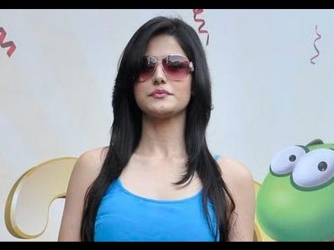 Zarine Khan talks about 'Housefull 2' and her Tamil movie project