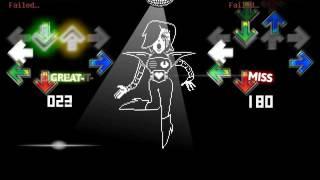 getlinkyoutube.com-[Undertale x StepMania] Death By Glamour (vs. Mettaton EX)