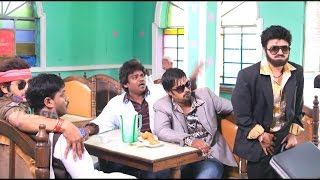 getlinkyoutube.com-Jabardasth Team Hilarious Comedy Scene In Hotel..