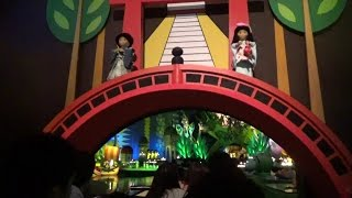 getlinkyoutube.com-Tokyo Disneyland It's a Small World ~ イッツ・ア・スモールワールド 東京ディズニーランド