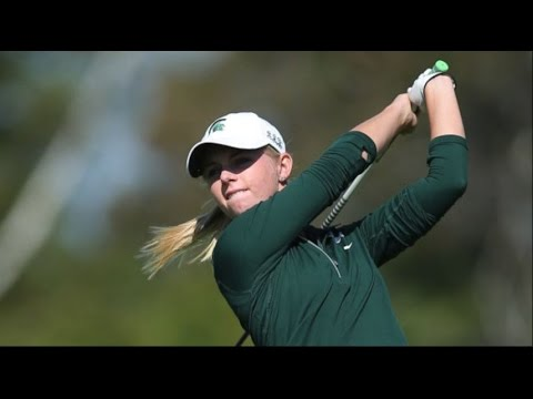 Golfer Burnham wins Big Ten Player of the Year