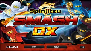 getlinkyoutube.com-Cartoon Network Games: Lego Ninjago - Spinjitzu Smash DX