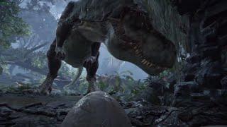 getlinkyoutube.com-Back to Dinosaur Island Crytek's VR Demo 2015 (Oculus Rift)