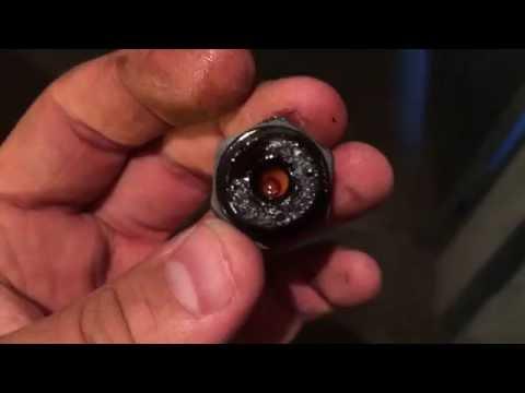 Замена клапана PCV Infiniti FX 35 1 Gen