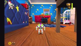 getlinkyoutube.com-Toy Story 2: Buzz Lightyear to the Rescue! (PS1 Gameplay)