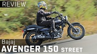 getlinkyoutube.com-Bajaj Avenger 150 Street :: Video Review :: ZigWheels