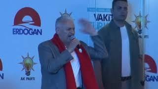 Başbakan Binali Yıldırım'dan Erzincan'a Müjde üstüne müjde