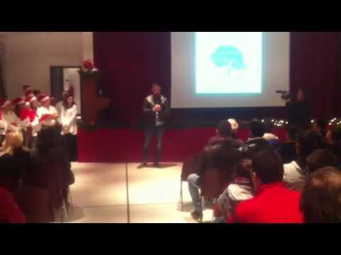 Ομιλία Λυμπερόπουλου στο ίδρυμα Θεοτόκος Enwsi.gr