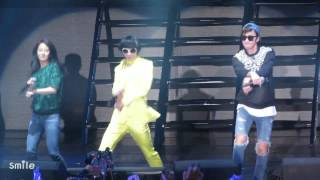 getlinkyoutube.com-150117 running man special live in Taipei - 江南style