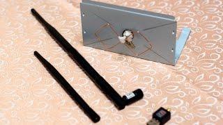 getlinkyoutube.com-Мощная WI-FI антенна из китайского адаптера