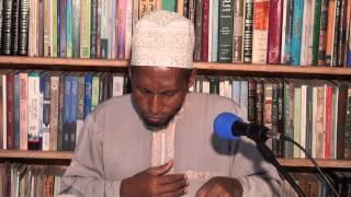 getlinkyoutube.com-Darsa za Fiqh na Ustadh Uthman Sagaf: Tafseer ya Safeenatu Najah (Somo la Kwanza - Sehemu ya Kwanza)