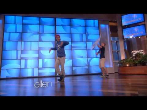 Unbelievable Sign Spinner | Marquese Scott | Ellen DeGeneres Show