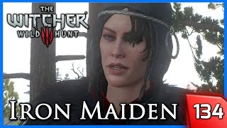 getlinkyoutube.com-Witcher 3 ► The Iron Maiden, She who will Sleep With Whoever Defeats her #134 [PC]