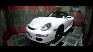 getlinkyoutube.com-Porsche Boxster 987 Body kit GT3 by Kustomorphose @AVS