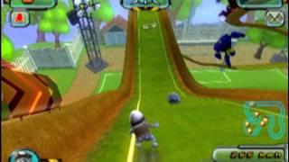getlinkyoutube.com-Crazy Frog Racer 2 (PS2 Gameplay)