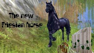 getlinkyoutube.com-Star Stable — The new Friesian horse