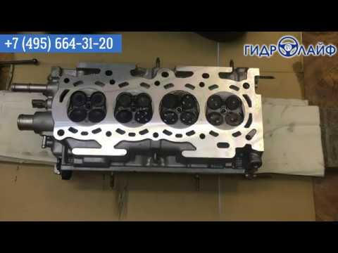 Расположение в Тойота Avensis Verso прокладки головки блока цилиндров