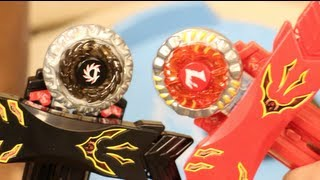 getlinkyoutube.com-TOP PLATE BATTLE: Blaze Liger VS Dread Dragon - Ultimate Top Plate Sonokong