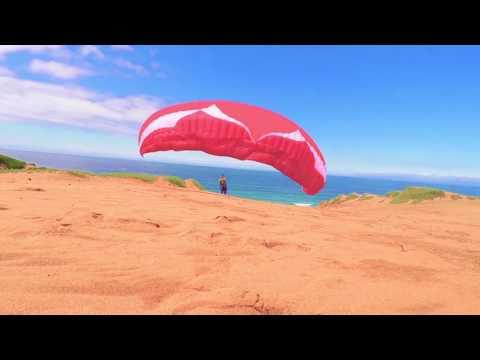 Monterey Dunes Paragliding
