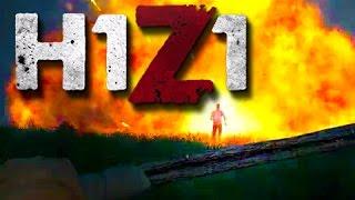 getlinkyoutube.com-H1Z1 - D20 The Murderer!  (H1Z1 Funny Moments!)