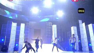 getlinkyoutube.com-[HD] B2ST & MBLAQ  Special Stage