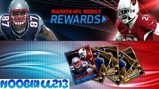 getlinkyoutube.com-Madden Mobile 16 Madden Pro Rewards Legendary Packs!!