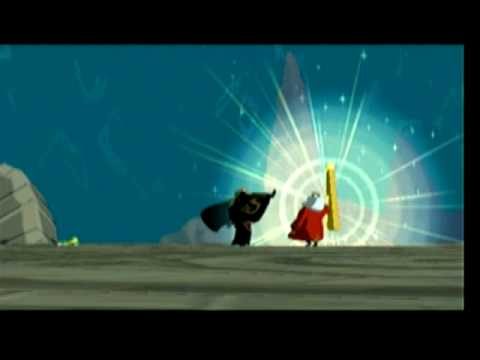 The Legend of Zelda Wind Waker Ending Part 1