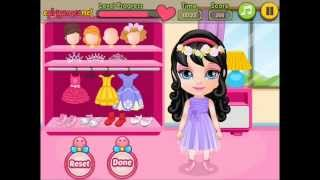 getlinkyoutube.com-Play Baby Barbie Beauty Pageant Video Play for Little Girls-Barbie Games Online