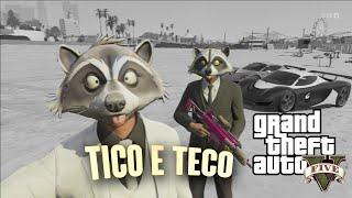 getlinkyoutube.com-GTA 5 da ZUERA: TICO e TECO - Trollando Geral...